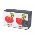 Footed Crystal Punch Cups by Viski®