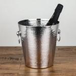 Hammered Ice Bucket by Viski®