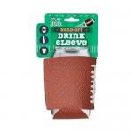 Hand-Off: Football Drink Sleeve by TrueZoo