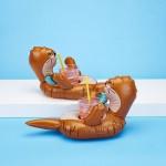 Otter Drink Floaties, set of 2 by TrueZoo