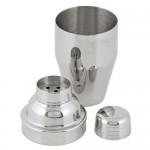 Stainless Steel 8.5-Oz Cocktail Shaker