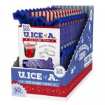 U Ice of A™ Ice Blue Silicone Cube Tray by TrueZoo