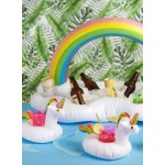 Unicorn Drink Floaties (set of 2) by TrueZoo
