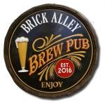 Brewery Quarter Barrel W/ Relief