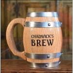 Brewing Co Personalized Barrel Mug