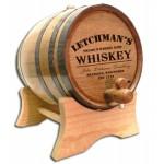 Distillery Design Custom Barrel