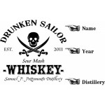 Drunken Sailor Custom Barrel