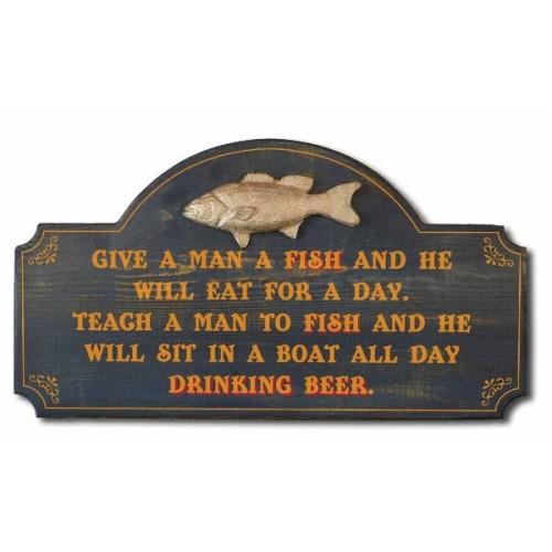 Give A Man A Fish Ragtime