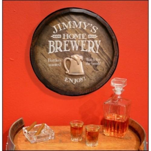 Home Brewery Quarter Barrel W/ Relief