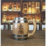 Keep Calm… Barrel Mug