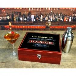 Lounge Personalized Martini Set