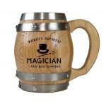 Magician Barrel Mug