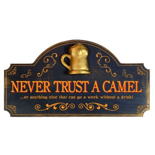Never Trust A Camel Ragtime