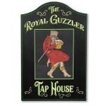Royal Guzzler Cambidge Signs