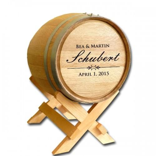 Wedding Barrel