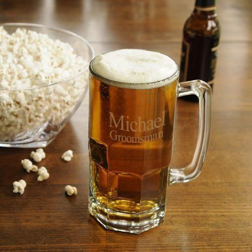 Monster 34 oz. Beer Mug