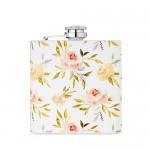 6 oz Rose Flask by Twine®
