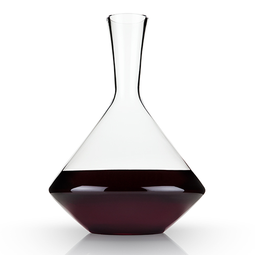 Angled Crystal Wine Decanter by Viski®
