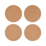 Buoyant Tabletop Cork Coasters by True