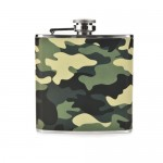 Camouflage Flask by Foster & Rye™