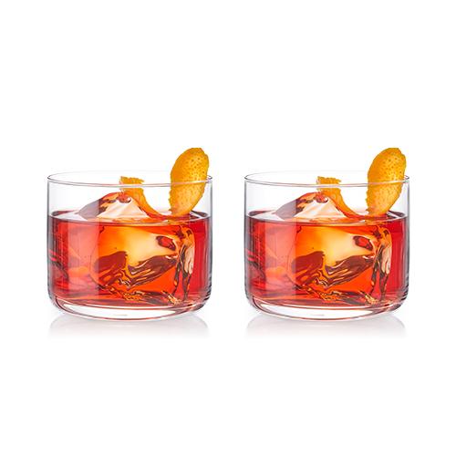 Crystal Negroni Glasses by Viski®