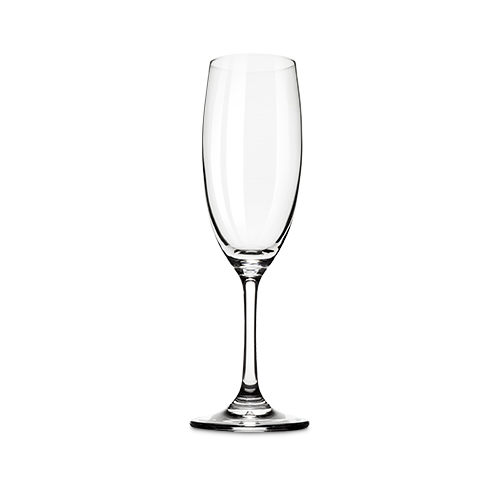 Cuvée Set of 4 Champagne Flutes by True