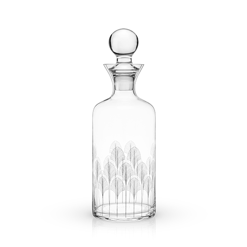Deco Liquor Decanter by Viski®