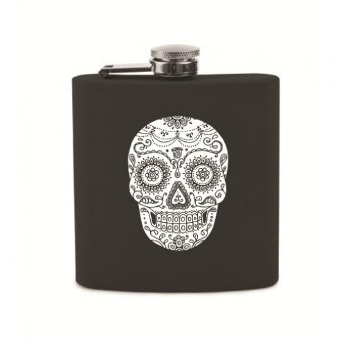 Dia De Los Muertos Soft Touch Flask by True