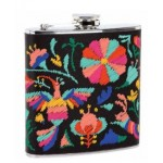 Embroidered Flask by Blush®