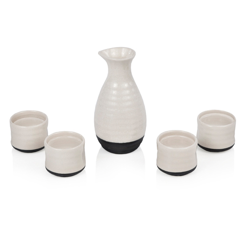 Fervor™: 5-Piece Sake Set