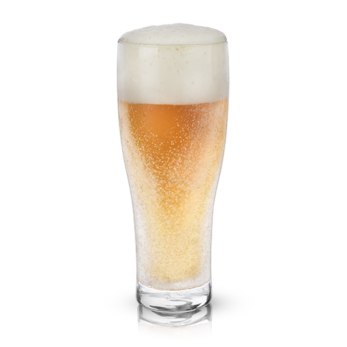 Glacier™ Double-Walled Chilling Beer Glass by Viski®