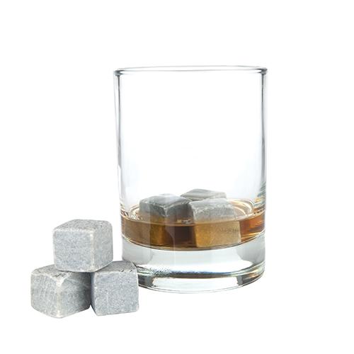 Glacier Rocks® Soapstone Cubes by Viski®