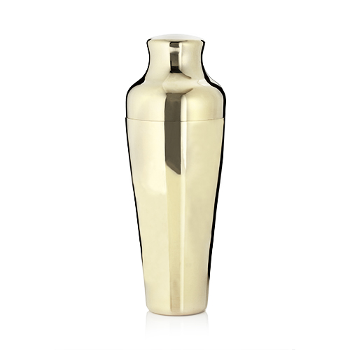 Gold Parisian Cocktail Shaker by Viski®