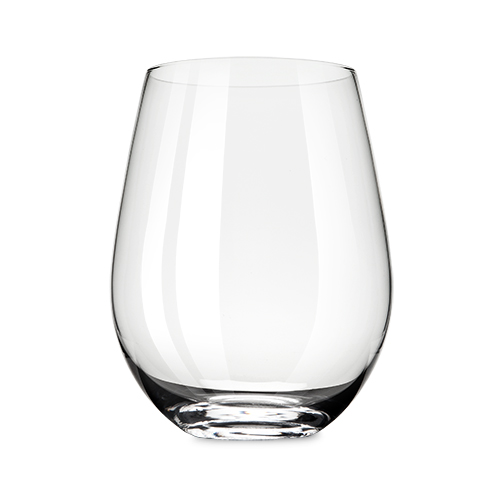 Grand Cru: Stemless Wine Glass