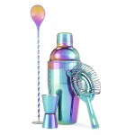 Mirage: Rainbow Barware Set by Blush®