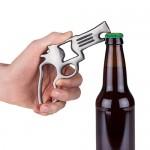 Pistol Cast Iron Bottle Opener by Foster & Rye™