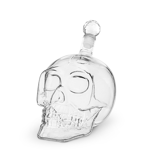 Skull Liquor Decanter by Foster & Rye™
