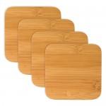 Stack: Bamboo Coasters
