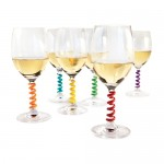 Stem Springs: Silicone Wine Charms