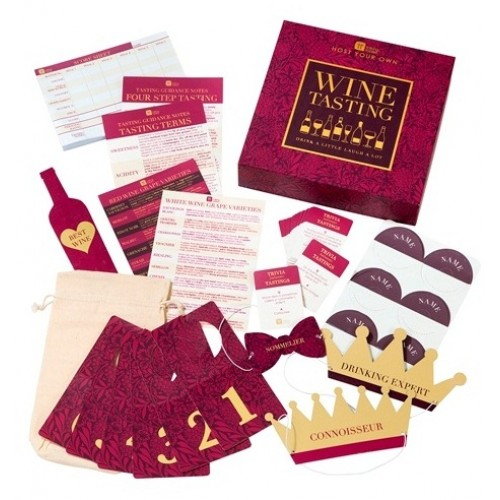 Wine Tasting Game by Talking Tables
