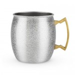 Comet: Silver Glitter Moscow Mule by Blush®