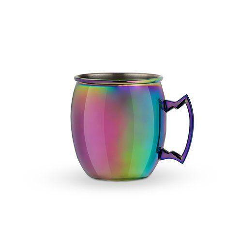 Mirage™ Iridescent Moscow Mule Mug by Blush®