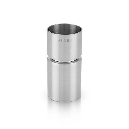 Modern Stainless Steel Jigger by Viski®