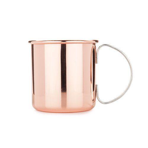 Moscow Mug Copper Cocktail Mug by True