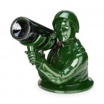 Army Man Bottle Holder by Foster & Rye™