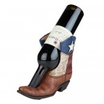 Lone Star Boot Bottle Holder by Foster & Rye™
