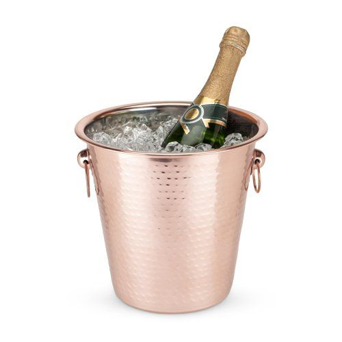 Old Kentucky Home™ Hammered Copper Ice Bucket by Twine