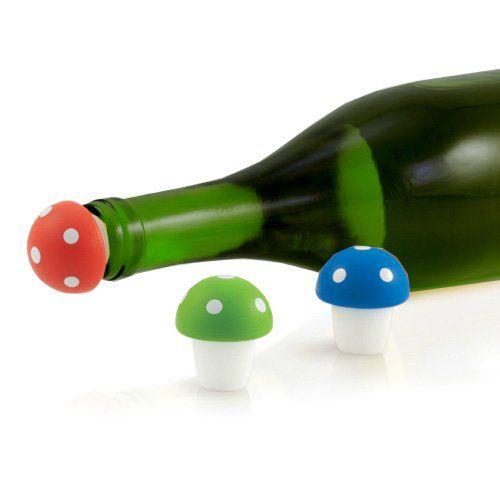 Toadstool™ Bottle Stoppers by TrueZoo